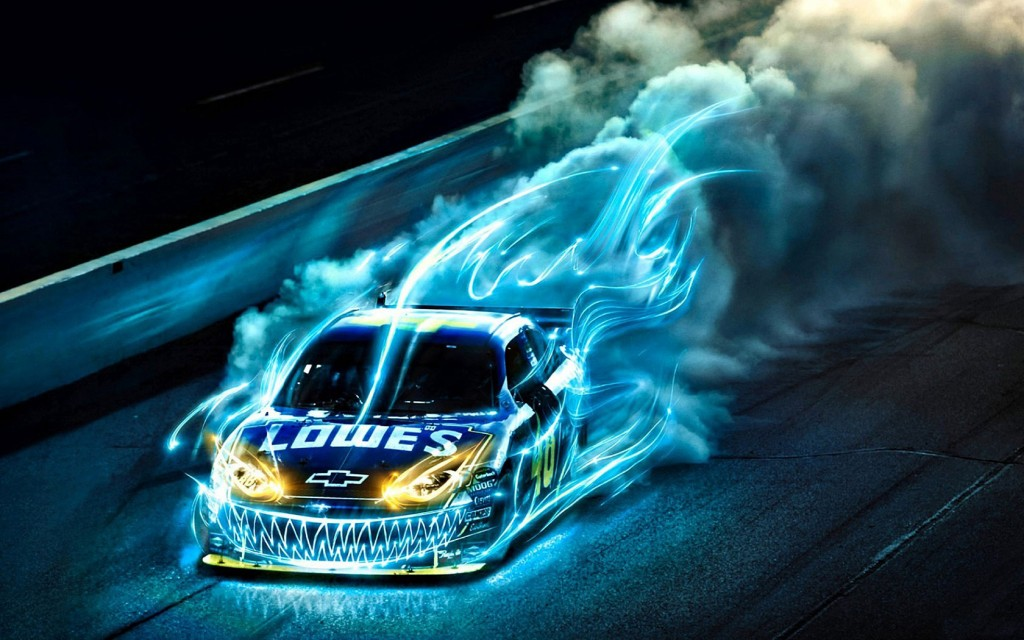 blue_race_speed_monster_hd_widescreen_wallpapers_1680x1050