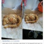 Fried Rat Served To Customer At KFC